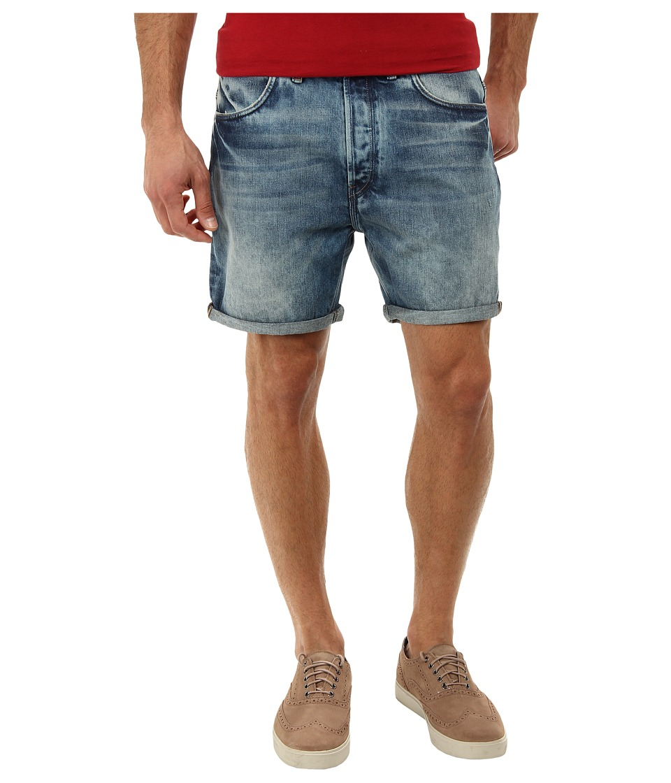 French Connection - Monarch Denim Short (Antique Reg) Men's Shorts
