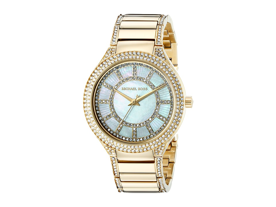 Michael Kors - MK3312 - Kerry (Gold) Watches