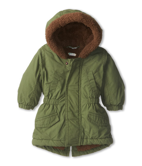 United Colors of Benetton Kids - Jacket 2TV6531UE (Infant) (07N Army Green) Boy