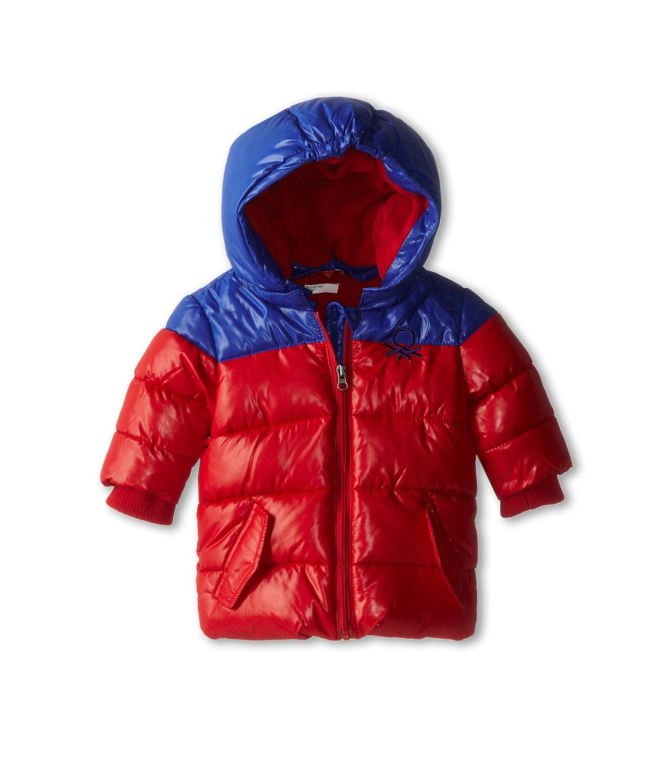 United Colors of Benetton Kids - Jacket 2EO6531WE (Infant) (Red) Boy's Coat