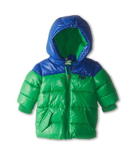 United Colors of Benetton Kids - Jacket 2EO6531WE (Infant) (31B Green) Boy