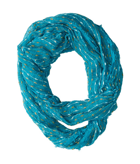 Jessica Simpson - Guaze Pop Yarn Loop (windy Pine) Scarves