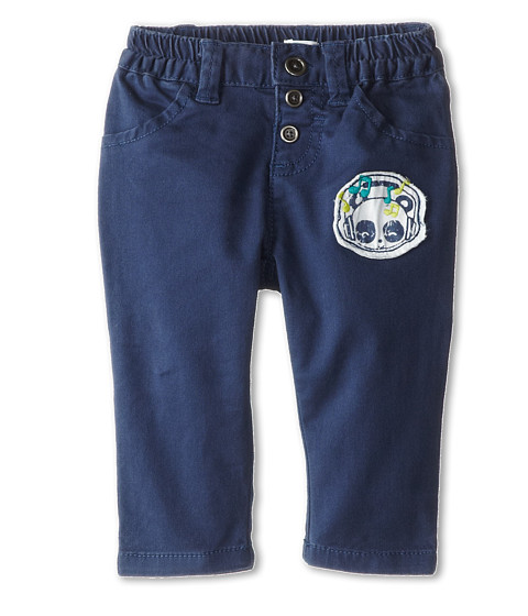 United Colors of Benetton Kids - Trousers 4AI6571KE (Infant) (Blue) Boy's Casual Pants