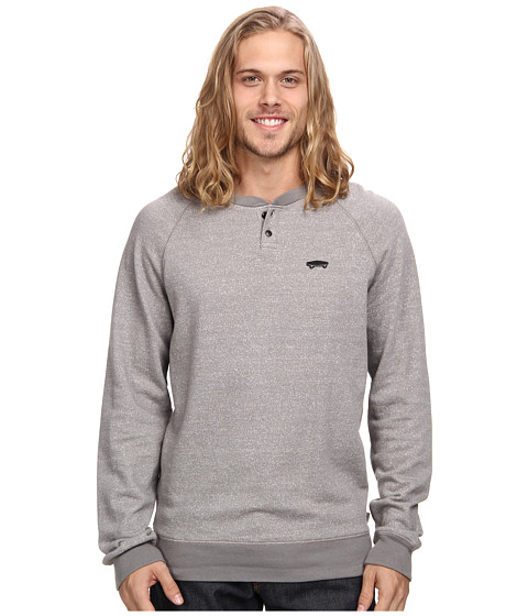 Vans - Pane (Concrete Heather) Men's Sweatshirt