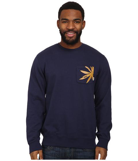 Vans - Middleton (Peacoat/Palm Leaf) Men's Fleece