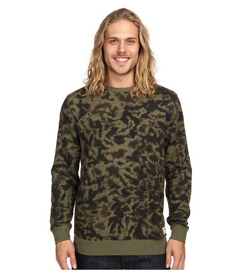 Vans - Norte Sweatshirt (Trippy) Men's Fleece