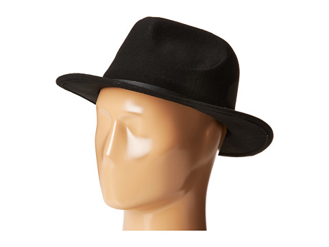 Vince Camuto - Multi V Panama (Black) Caps