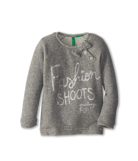 United Colors of Benetton Kids - Sweater L/S 3HJ4C10TP (Toddler) (901 Multi) Girl's Sweater
