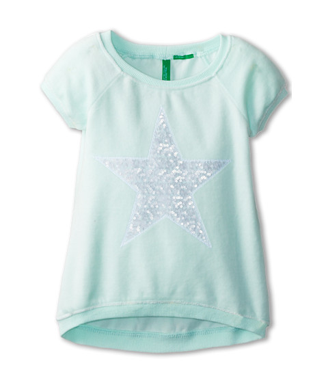 United Colors of Benetton Kids - Sweater H/S 3UK0C1103 (Toddler/Little Kids/Big Kids) (901 Multi) Girl