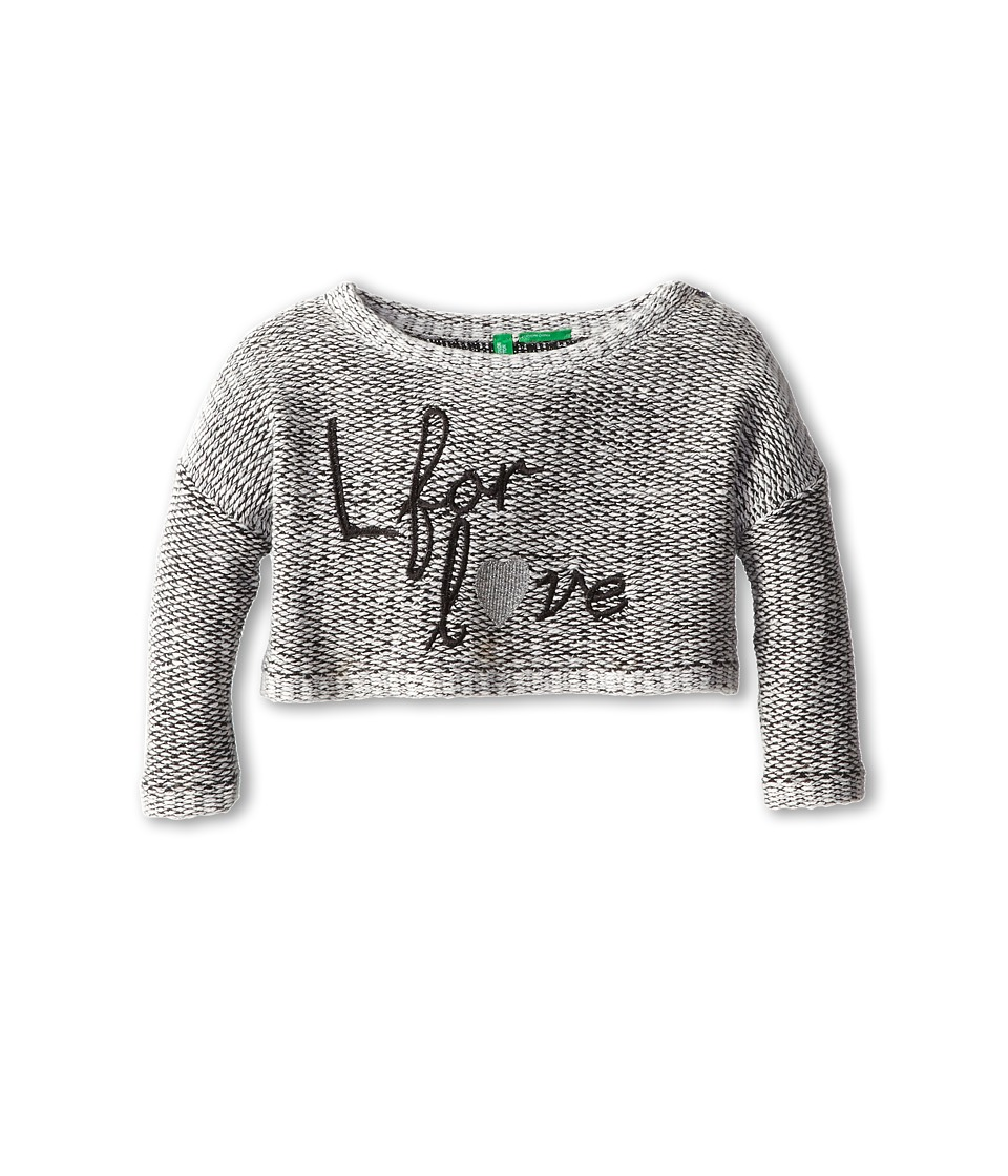 United Colors of Benetton Kids - Sweater L/S 19AGC1123 (Toddler/Little Kids/Big Kids) (901 Multi) Girl's Sweater