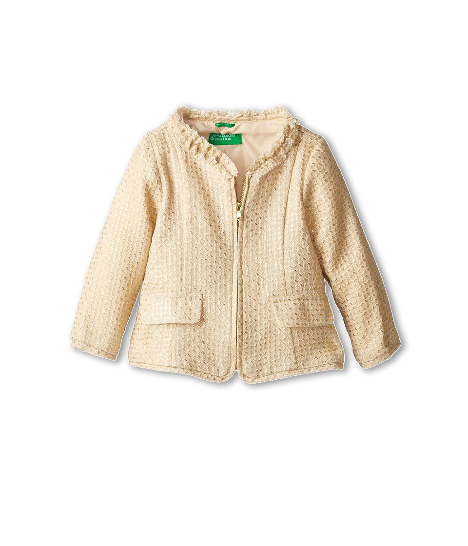 United Colors of Benetton Kids - Jacket 2FW852030 (Toddler/Little Kids/Big Kids) (901 Multi) Girl's Jacket