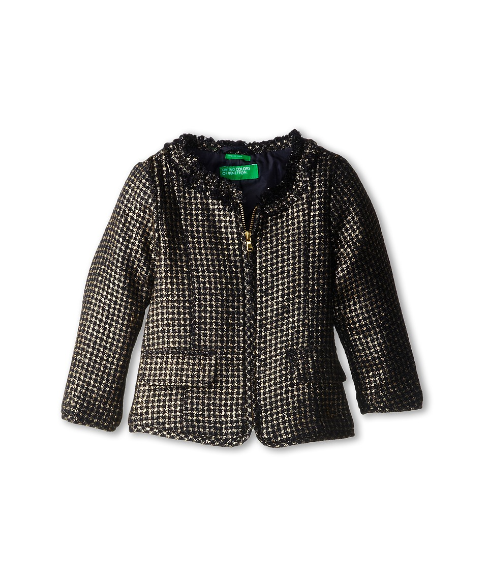 United Colors of Benetton Kids - Jacket 2FW852030 (Toddler/Little Kids/Big Kids) (902 Multi) Girl's Jacket