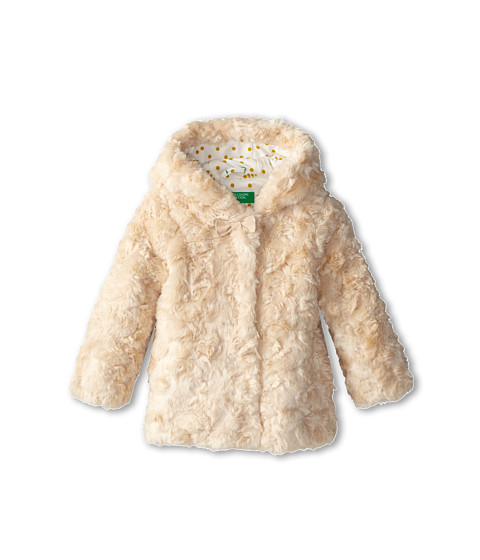 United Colors of Benetton Kids - Heavy Jacket 2DW7530C0 (Toddler/Little Kids/Big Kids) (901 Multi) Girl's Jacket