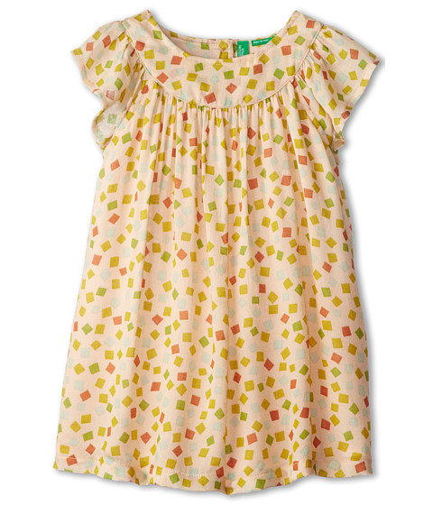 United Colors of Benetton Kids - Dress 4N2USV0R0 (Toddler/Little Kids/Big Kids) (62D Multi) Girl's Dress
