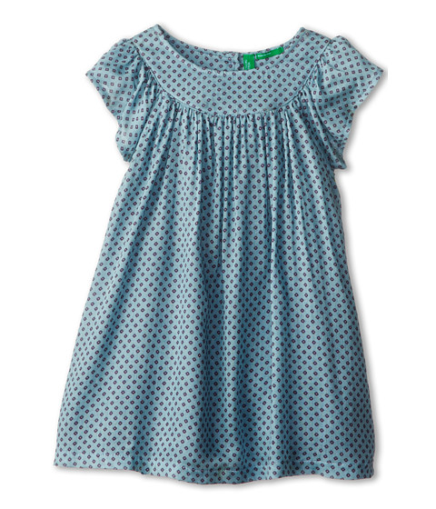 United Colors of Benetton Kids - Dress 4N2USV0R0 (Toddler/Little Kids/Big Kids) (62E Multi) Girl's Dress