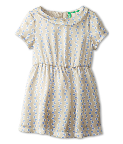 United Colors of Benetton Kids - Dress 4N4USV0O0 (Toddler/Little Kids/Big Kids) (62G Multi) Girl's Dress