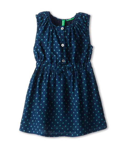 United Colors of Benetton Kids - Dress 4N6USV130 (Toddler/Little Kids/Big Kids) (62Y Multi) Girl's Dress