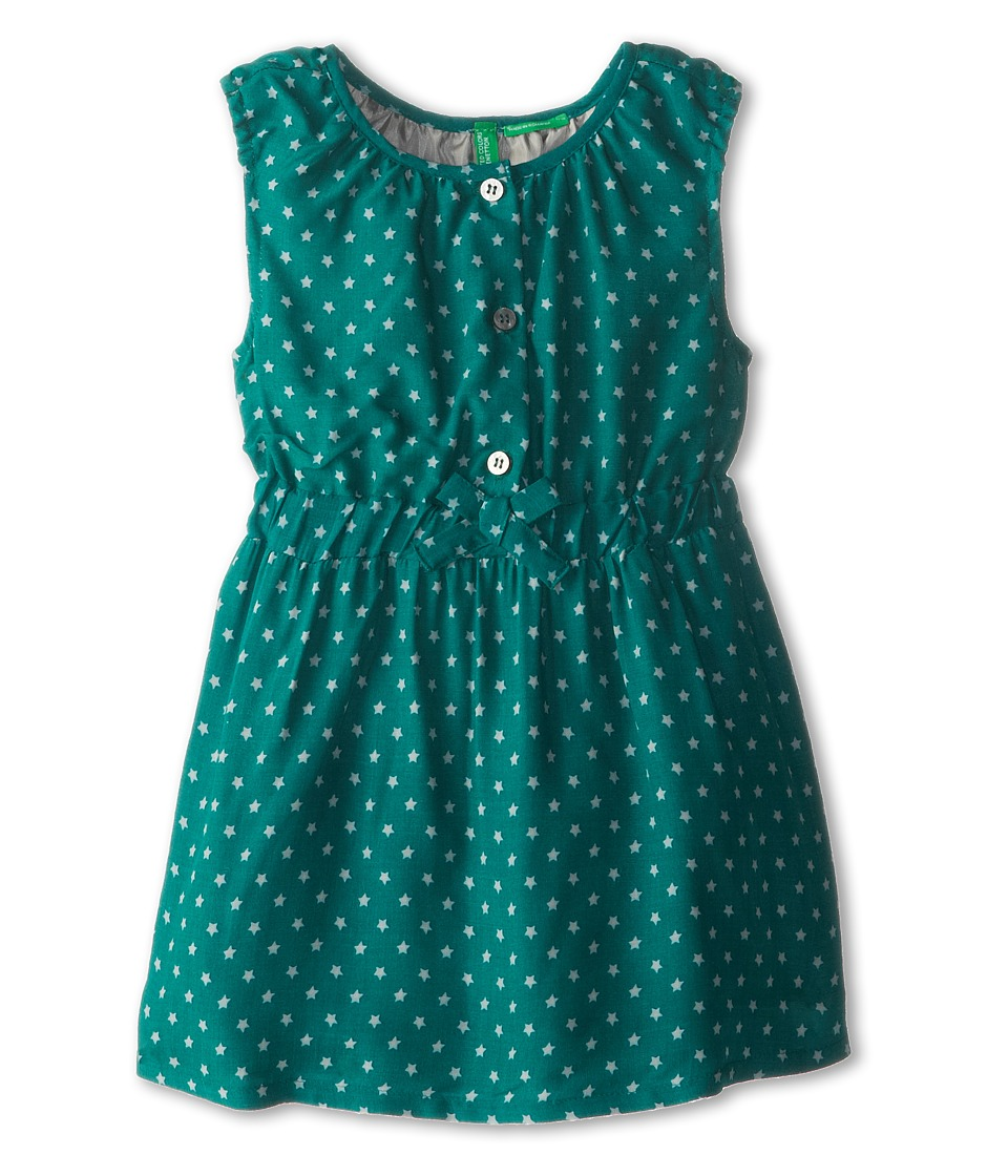 United Colors of Benetton Kids - Dress 4N6USV130 (Toddler/Little Kids/Big Kids) (62Z Multi) Girl's Dress