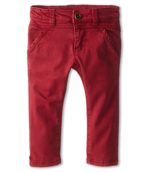 United Colors of Benetton Kids - Trousers 4DW1577G0 (Toddler/Little Kids/Big Kids) (75L Cherry Red) Girl's Casual Pants