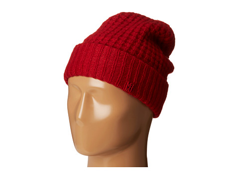 Marc by Marc Jacobs - Walley Beanie (Light Cabernet Red) Beanies