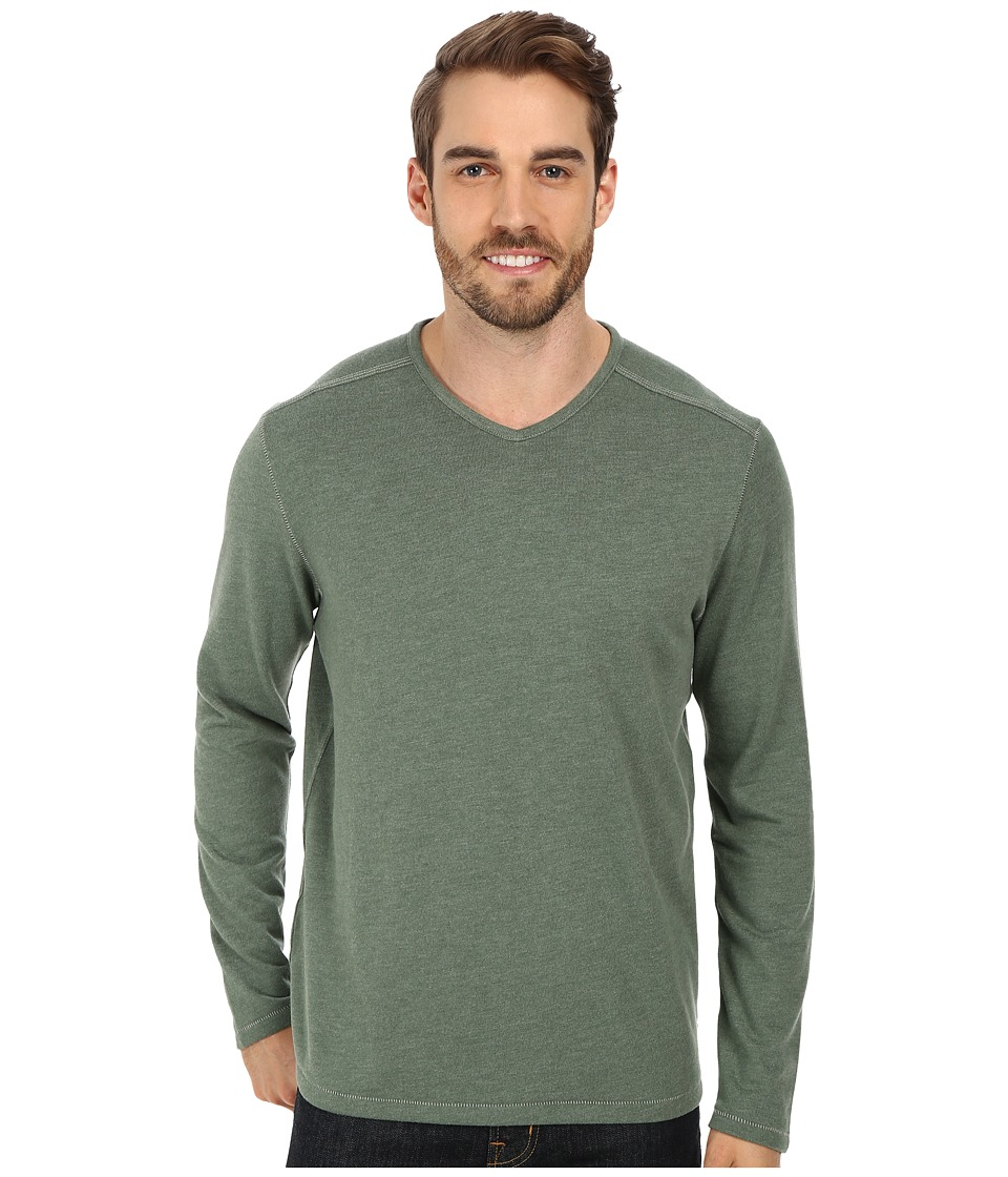 Tommy Bahama - Sedona Sands Vee (Retreat) Men's Long Sleeve Pullover