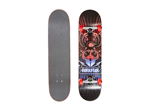 Darkstar - Manifest Full Complete (Red/Blue) Skateboards Sports Equipment