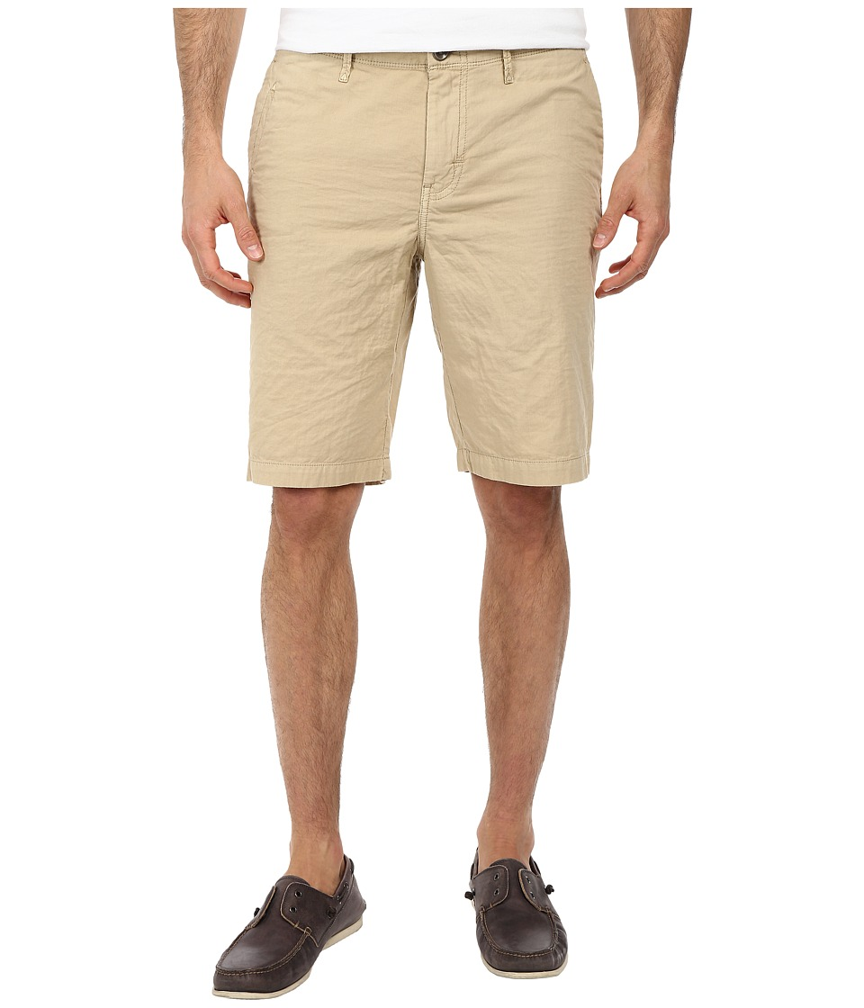 Tommy Bahama - Eastbank Flat Front Short (Chino) Men's Shorts