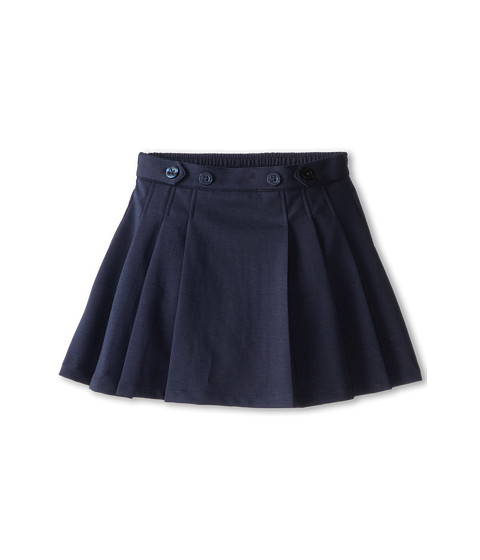 Tommy Hilfiger Kids - School Girl Skort (Big Kids) (Swim Navy) Girl's Skort
