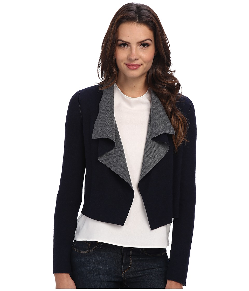Bailey 44 - Compulsive Cardigan (Navy/Grey) Women's Sweater