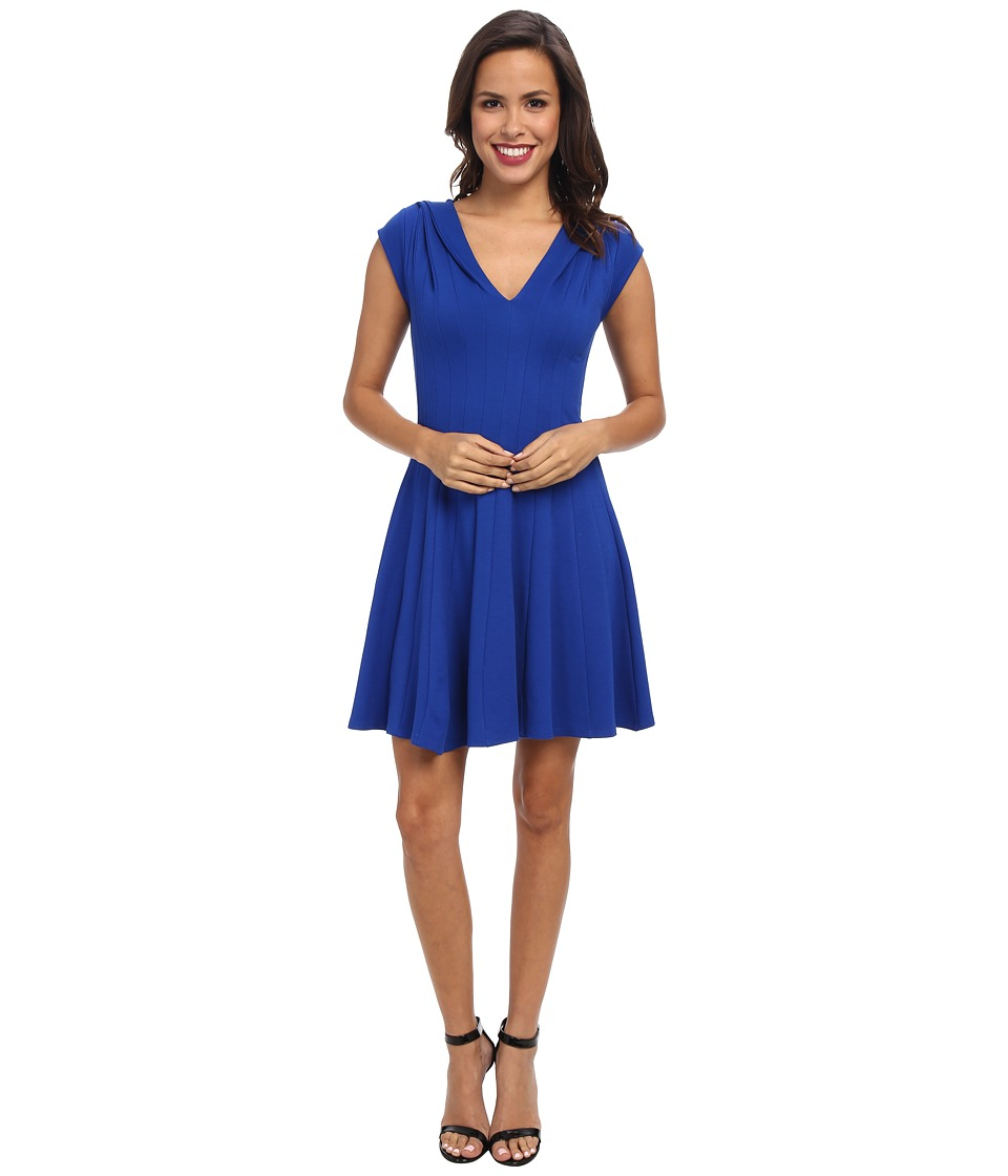 Bailey 44 - Biofeedback Dress (Blue) Women's Dress