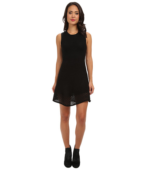 BB Dakota - Aiden Dress (Black) Women's Dress
