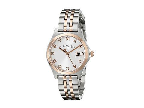 Marc by Marc Jacobs - MBM3353 - Slim 30mm (Rosegold/Silver) Watches