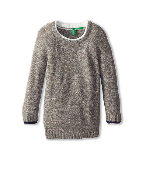United Colors of Benetton Kids - Sweater L/S 117MQ1091 (Toddler/Little Kids/Big Kids) (91T Multi) Boy's Sweater