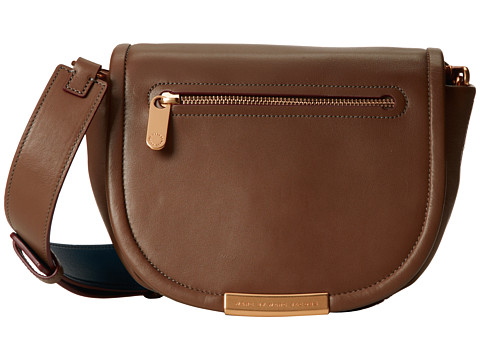 Marc by Marc Jacobs - Luna Xbody (Teak) Cross Body Handbags