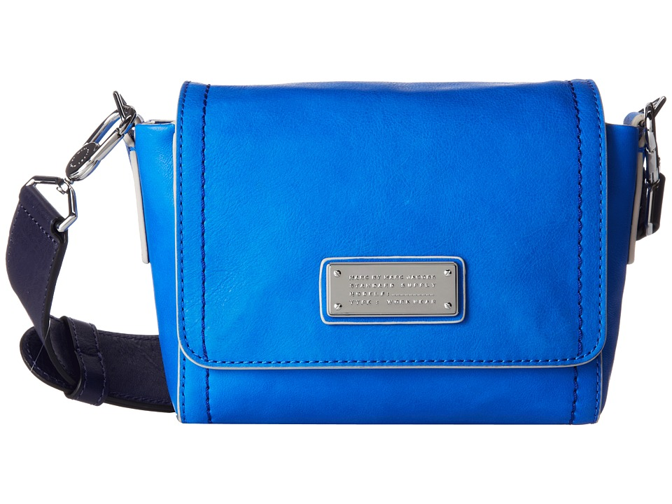 Marc by Marc Jacobs - Mility Utility Sadie Xbody (Electric Blue Lemonade Multi) Cross Body Handbags