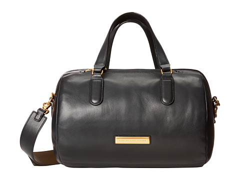 Marc by Marc Jacobs - Luna Satchel (Black) Satchel Handbags