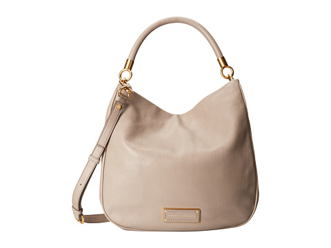 Marc by Marc Jacobs - Too Hot To Handle Hobo (Cement 1) Convertible Handbags