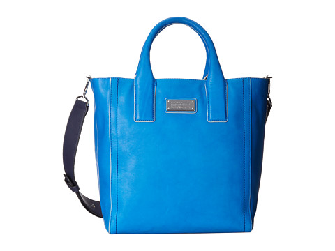 Marc by Marc Jacobs - Mility Utility Tote (Electric Blue Lemonade Multi) Tote Handbags