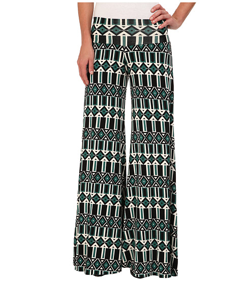 Rachel Pally - Wide Legging Trouser Print (Hunter Arizona) Women's Clothing