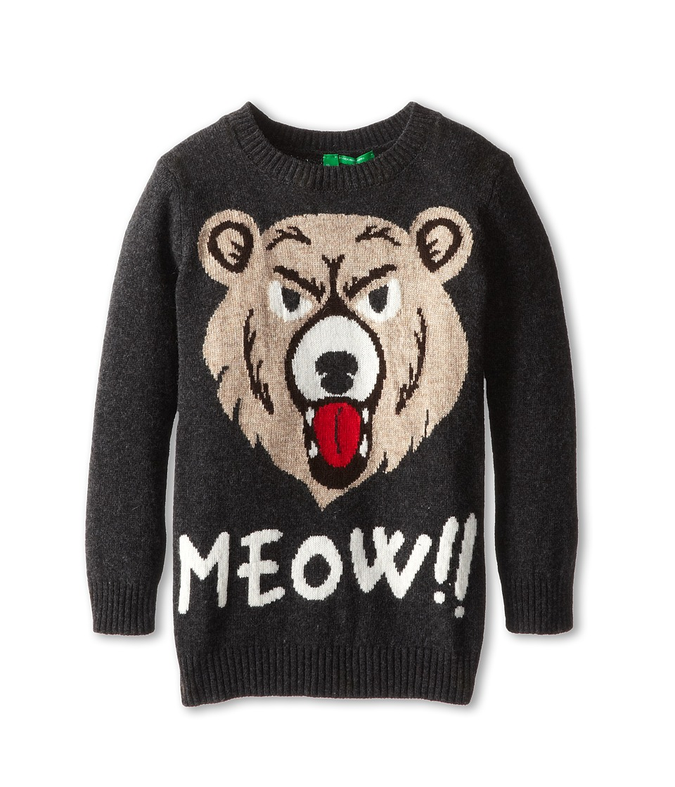 United Colors of Benetton Kids - Sweater L/S 1032Q1148 (Toddler/Little Kids/Big Kids) (911 Multi) Boy