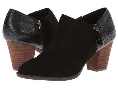Dr. Scholl's - Donovan - Original Collection (Black) Women's Shoes