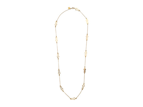 Marc by Marc Jacobs - Follow Me Longer Necklace (Oro) Necklace