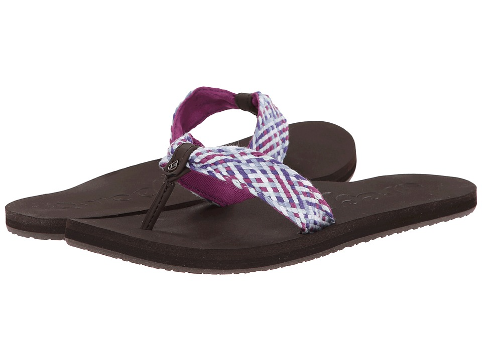Reef - Mallory Scrunch (Purple Multi) Women's Sandals