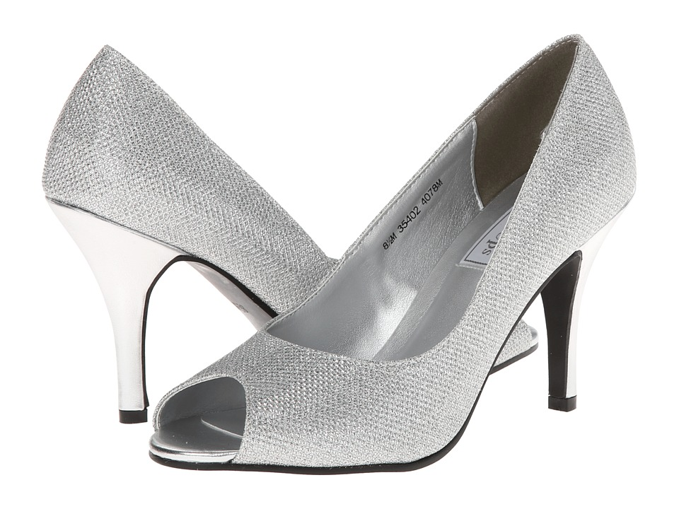 Touch Ups - Ice (Silver Glitter) Women's Shoes