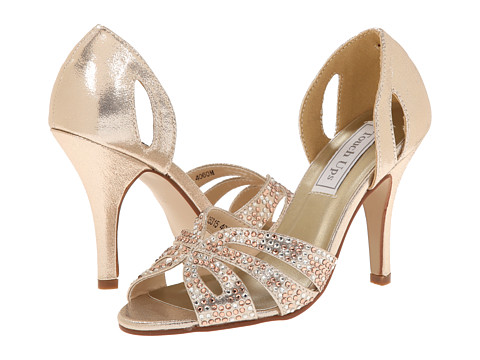Touch Ups - Poise (Champagne Shimmer) Women's Dress Sandals