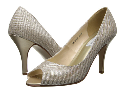 Touch Ups - Ice (Champagne Glitter) Women's Shoes