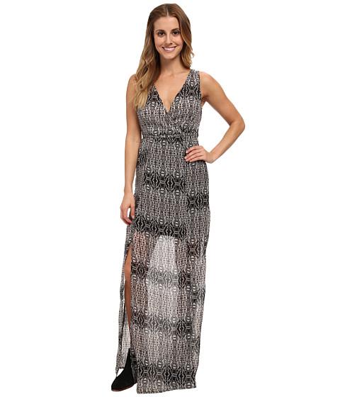Element - Layla Sleeveless Woven Dress (Black) Women's Dress