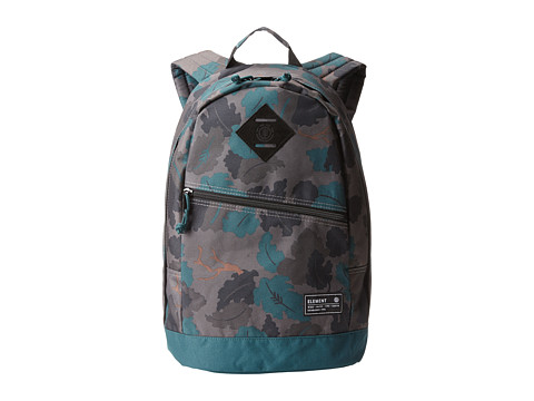 Element - Camden Elite Backpack (Wine Leaf Camo) Backpack Bags