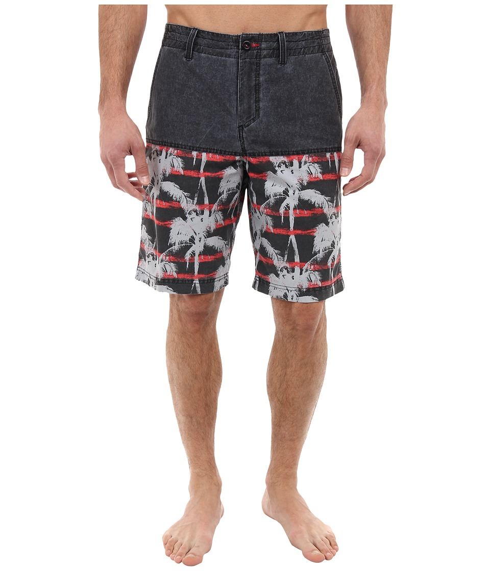 O'Neill - Kookamonga Boardshort (Black) Men's Swimwear
