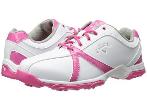 Callaway - Cirrus (White/Pink) Women